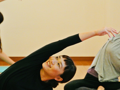 「骨盤矯正ヨガ」(水曜日午前) @ studio yogagocoro   北九州市   福岡県   日本